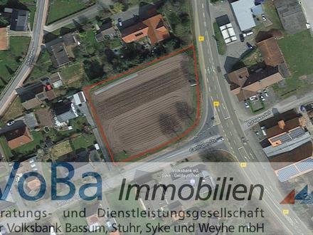 Großes Baugrundstück in Neuenkirchen bei Bassum