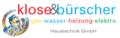 Klose  & Bürscher Haustechnik GmbH