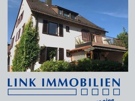 Freistehendes Einfamilienhaus mit Garten & viel Platz in Sillenbuch