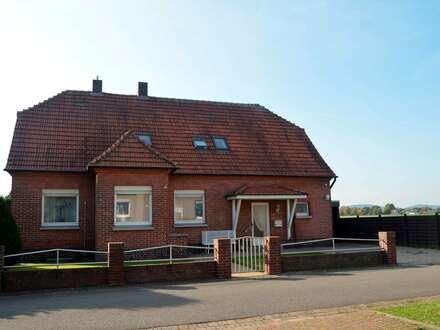 Ruhig und Stadtnah Zweifamilienhaus in Minden