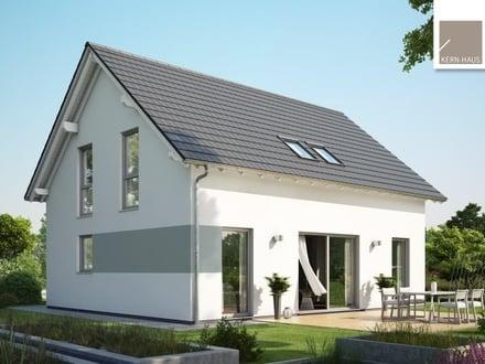 Großes Familienhaus - Inklusive Wärmepumpe (KfW-Effizienzhaus 55)