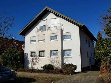 Sehr schöne Maisonettewohnung in einem gepflegtem Wohnhaus in Harthausen bei Speyer zu verkaufen