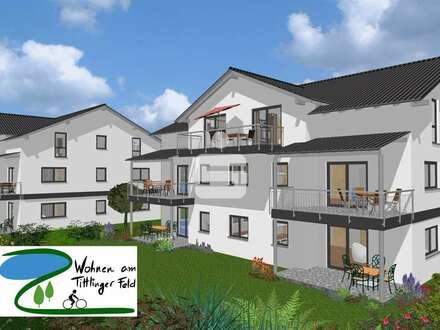 """""""Wohnen am Tittlinger Feld"""" heißt zentrales Wohnen mit kurzen Wegen und großem Erholungswert"""