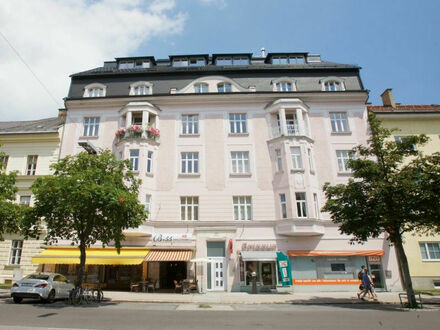 Klagenfurt - Bahnhofstraße: Prestigeträchtiges Zinshaus mit exklusiven Wohnungen, Büros und Geschäftsflächen vis-á-vis der…