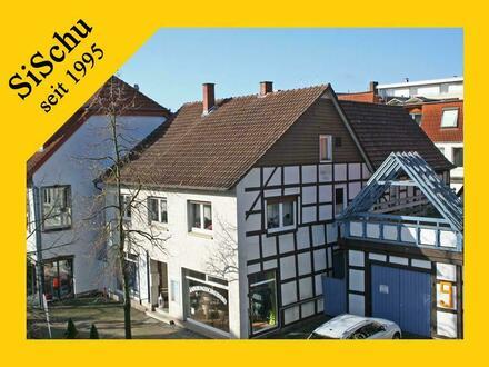 Investoren Willkommen: Wohn-/Geschäftshaus in Top City Lage!
