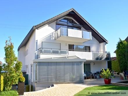 Komfortables 3 Familienhaus - exklusiv wohnen - inkl. Mieteinnahmen !