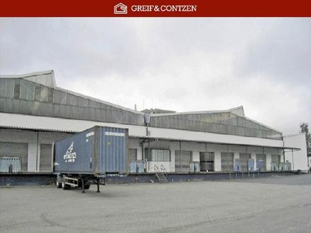 Rampenlager am AB-Kreuz Köln-West