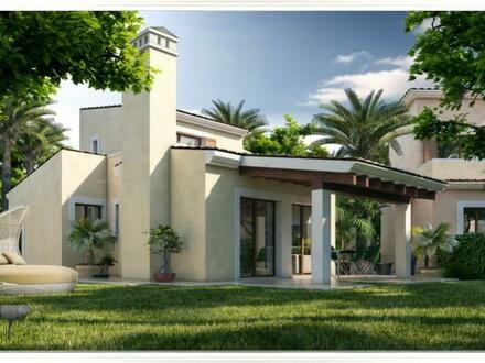 Exclusive Doppelhaus-Villen in Nova Santa Ponsa - Marina Golf