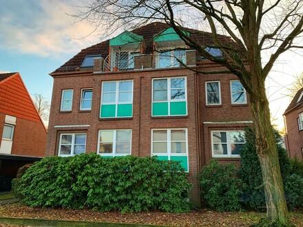 Gemütliche 2-Zimmer Wohnung mit neuer EBK und 2 Balkonen in Hemelingen