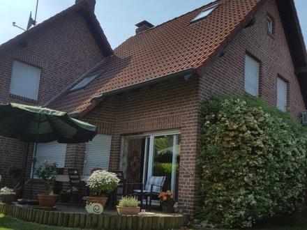 Schöne Doppelhaushälfte mit Garage und Garten in ruhiger Lage von Velen-Ramsdorf