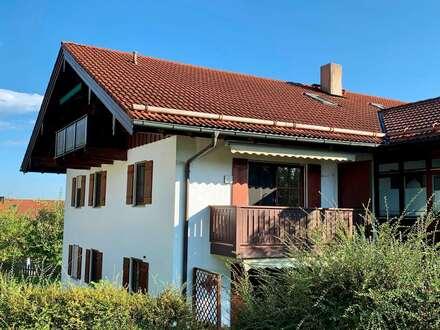 sonnige 2-Zimmer Wohnung in Aufham