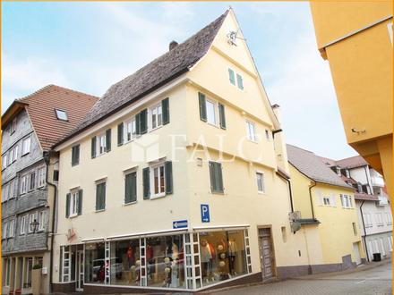 Stilvolles Wohn- und Geschäftshaus im Herzen von Brackenheim!