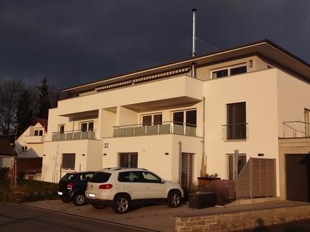 Zentrumsnahe ruhige 3 Zimmer Wohnung mit 79m² im EG in Weingarten