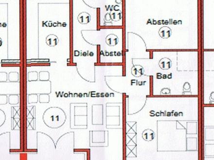 3 Zimmer Wohnung neu