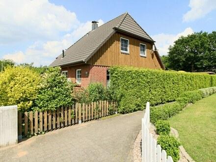 Modernes Wohnhaus in ruhiger Sackgassenlage in Hohn. Zukunftssicher dank Glasfaseranschluss im Haus!