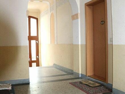 Helle und ruhig gelegene Dreiraumwohnung nahe dem Zentrum von Zeitz mit Balkon