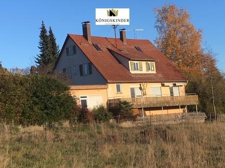 Älteres Haus mit grossem Grundstück in Wart bei Altensteig in schöner ruhiger Ortsrandlage