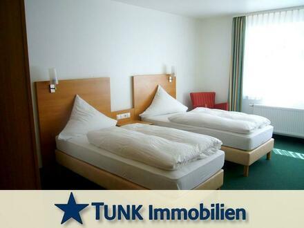 Modernisiertes Haus voller Fremdenzimmer in Kahl/Main. Viele Optionen zum Vermieten oder Selbstnutzen.