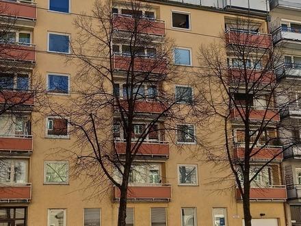 2 Zimmer-Wohnung im schönen Schwabing