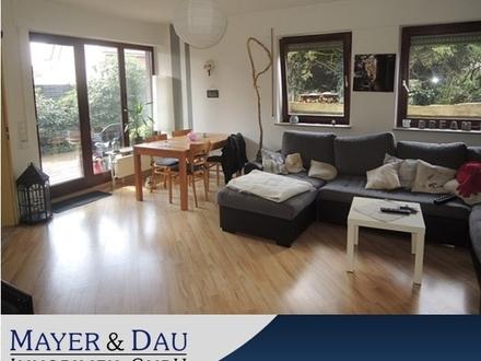 Rastede: Erdgeschosswohnung mit kleinem Gartenbereich (Obj.-Nr: 4225)