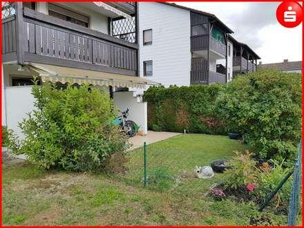 Gepflegte 3-Zimmer-Wohnung in Mühldorf-Nord