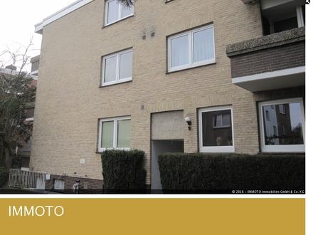Vermietet wird eine 3 Zimmerwohnung in Oldenburg!
