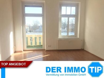 2 Zimmerwohnung mit EBK und Balkon und Garten in Altendorf zur Miete