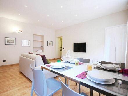 2 Schlafzimmer Wohnung ideal eingerichtet