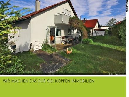 Freist. EFH mit ELW 160 m² + ELW 57 m² mit barrierefreiem Zugang - 572 m² Grundstück - sofort frei