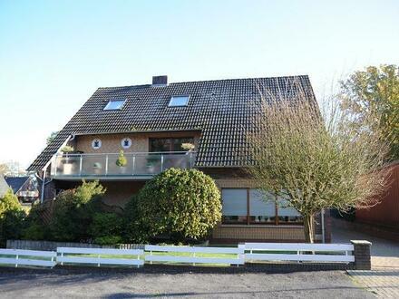 sofort verfügbar! - modernisiertes Zweifamilienhaus in Bippen