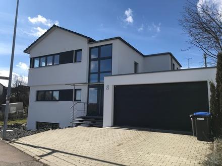 Sehr modern ausgestattetes Einfamilienhaus in Regglisweiler