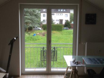 BA-Gaustadt: helle 2-Zimmer-Wohnung zu vermieten