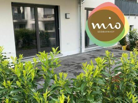 MIO Haus C - Neubau-Wohnung mit eigener, ruhiger Terrasse im EG