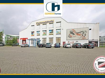 Provisionsfrei für Käufer - Gewerbehalle zur Nutzung oder für Neubauprojekt im Schaufenster - Bremerhaven