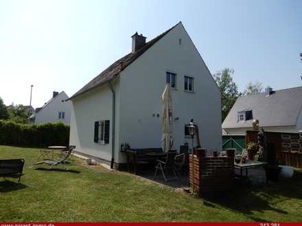 Tolles Einfamilienhaus in der grünen Mitte Regensburgs!