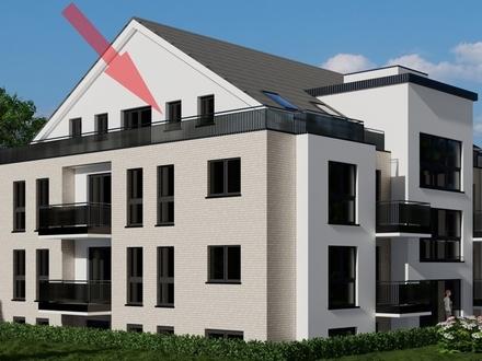 Neubau DG-Wohnung in OL-Bürgerfelde. 103 m², flexible Wohnart, als 3er WG oder 2-Zi.-Wohnung, Dachterrasse, KfW 40+