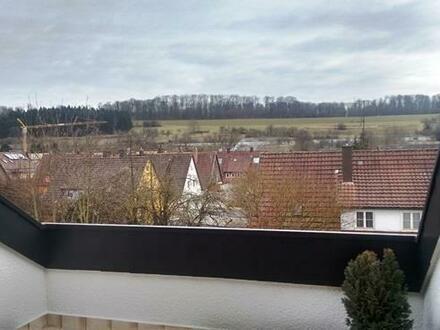 Über den Dächern - attr. Wohnung mit Garage und Stellplatz