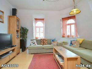 Gemütlich möblierte 3-Zimmer-Wohnung ideal für Kollegen oder Familie in Fürth