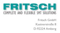 Fritsch GmbH