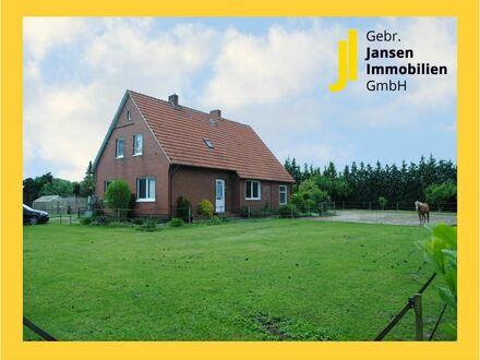Renoviertes Einfamilienhaus in Alleinlage (nur 1 Nachbar) Nähe Meppen/Groß Fullen!