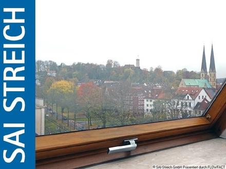PROVISIONSFREI - Bürofläche am Niederwall mit Sparrenburgblick!