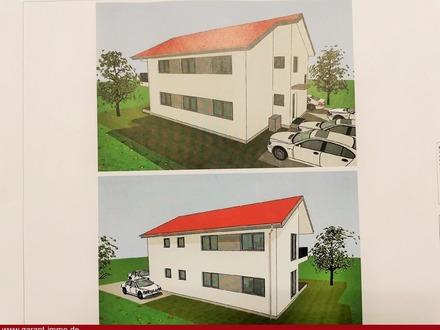 Moderne Neubau 4 Zimmer-Wohnung in 2-Familienhaus mit KFW 55 Standard!