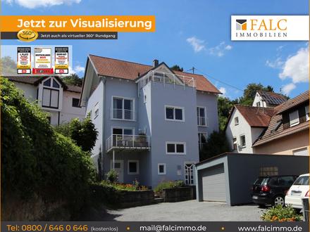 Modernes Zweifamilienhaus mit Maisonette-Wohnung und eigener Zufahrt!