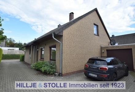 Sehr gepflegtes EFH mit Garage und Ausbaureserve in Oldenburg - Etzhorn!