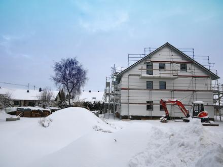 Neubau - 2 Zimmer-Mietwohnung mit Südbalkon