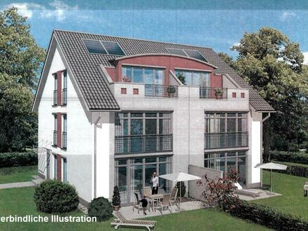 Großzügige Doppelhaushälfte in Planung in ruhiger und gründer Lage, Stuttgart-Bad Cannstatt