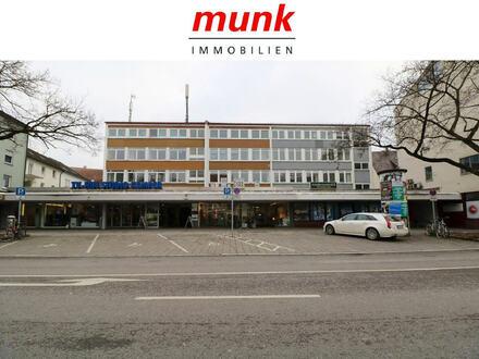Preiswerte Bürofläche in zentraler Citylage von Ulm!