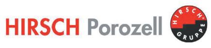 HIRSCH Porozell GmbH