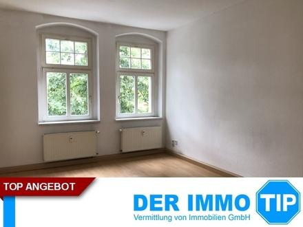 3 Zimmerwohnung mit NEUEM Laminat und gemeinschaftlichen Garten in Chemnitz Siegmar zur Miete