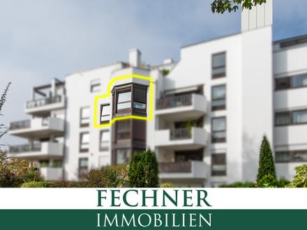 Frisch renoviert! Neues Bad, neue Einbauküche - IN-Friedrichshofen, Tiefgaragenstellplatz, Aufzug